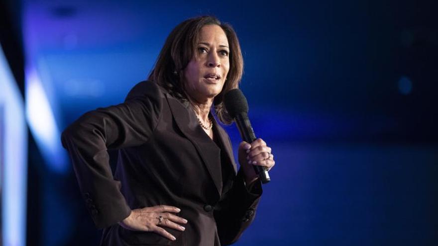 Multimillonarios apuestan por Harris, Booker y Biden en primarias demócratas