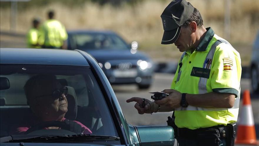 Un millar de víctimas de tráfico han sido asesoradas por unidades de la DGT
