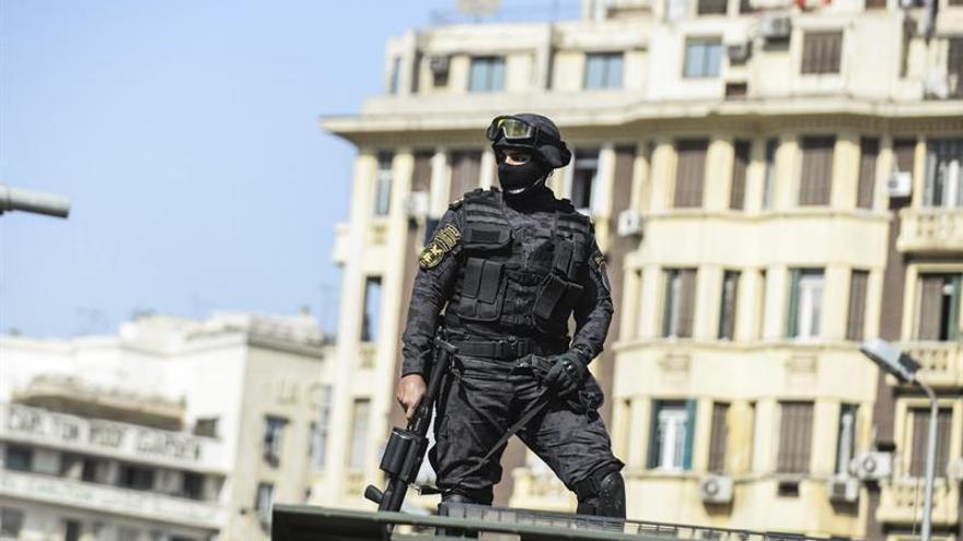 Un tribunal egipcio condena a muerte a seis personas acusadas de espionaje