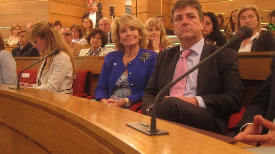 Aguirre dice, sobre la posibilidad de ir a las elecciones europeas, que no contempla ningún cambio en su actividad