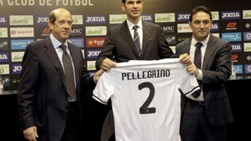 Maurizio Pellegrini, Manuel Llorente, Braulio Vázquez