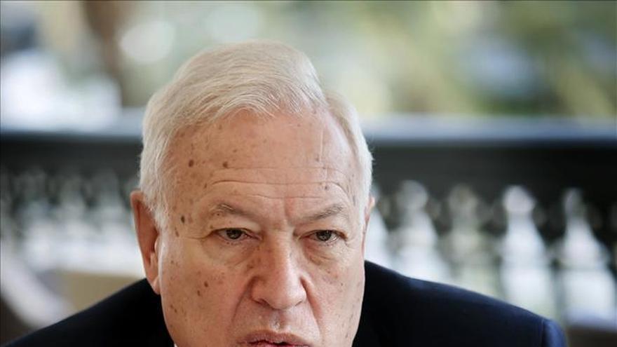 """Margallo pide que la oposición venezolana siga """"unida"""" y dialogue con el Gobierno"""