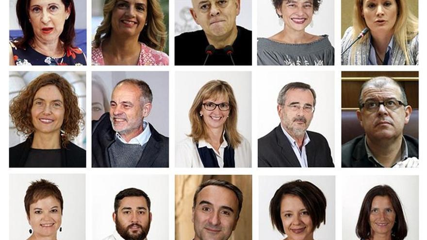 Los díscolos del PSOE presentan mañana sus alegaciones para evitar sanciones
