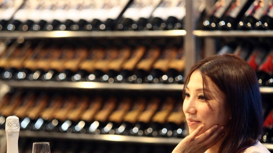 El mercado interno chino de los vinos no para de crecer.