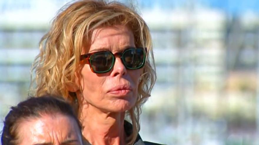 Bibiana Fernández discrepa con Jordi Cruz tras una reprimenda en MasterChef Celebrity