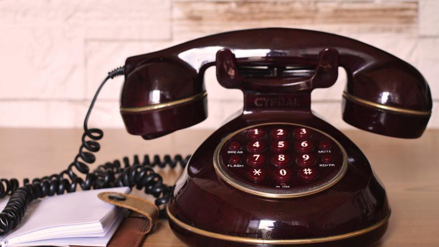 El teléfono de la Academia Nacional de Ciencias, a disposición de Hollywood. (Imagen: Pexels)