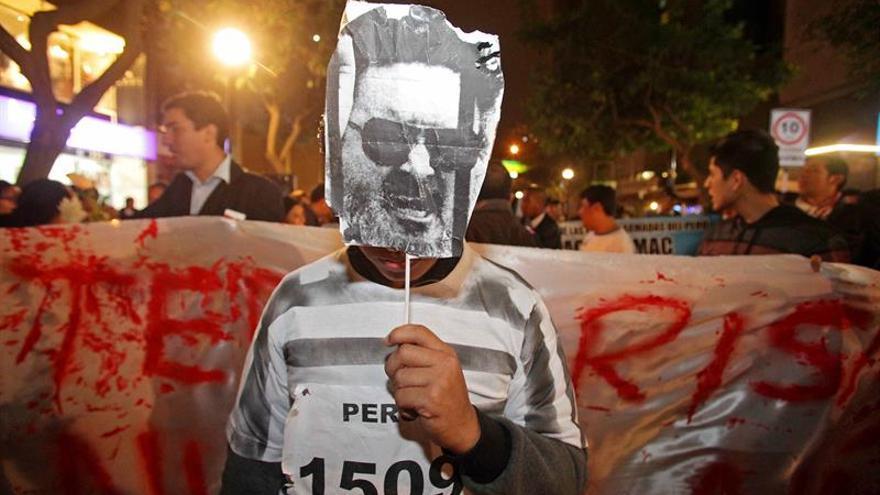 """Sendero Luminoso """"está en reconstrucción"""", afirma el jefe antiterrorista de Perú"""