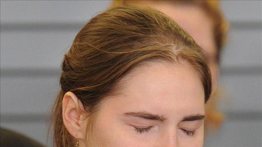 Amanda Knox no descarta volver a Italia para el nuevo juicio por la muerte de una alumna