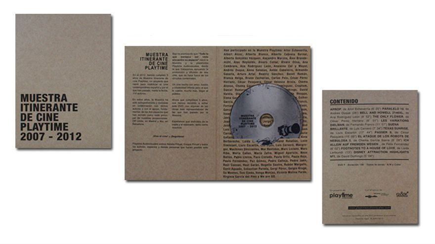 DVD 5 años Playtime