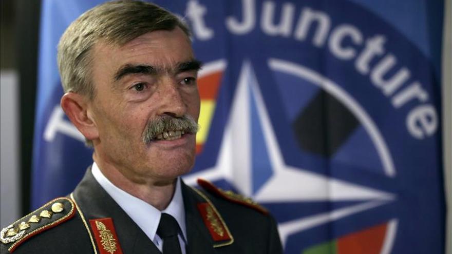Domröse: La OTAN debe hacer frente a las amenazas en los flanco este y sur