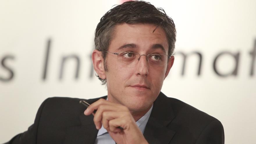 Eduardo Madina irá el número 7 en las listas al PSOE por Madrid