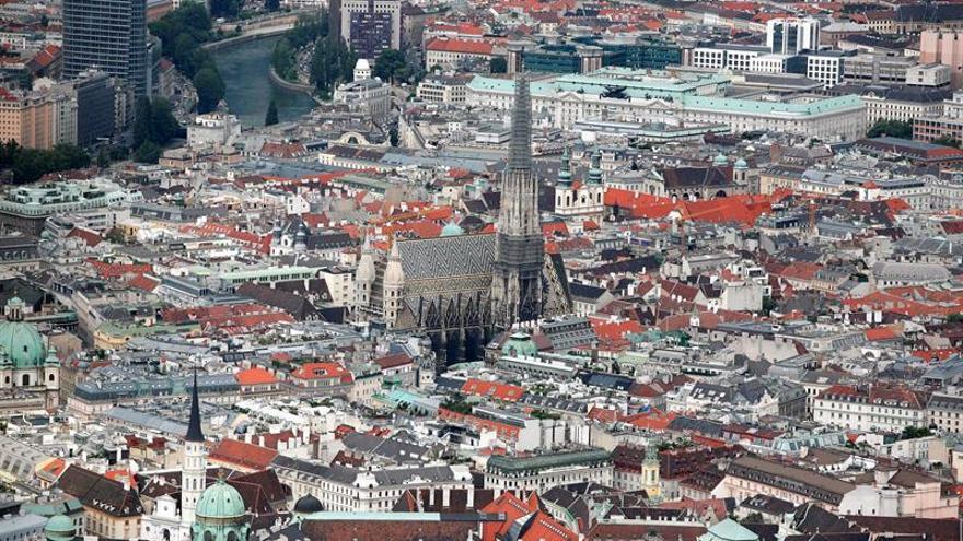 El centro de Viena, declarado Patrimonio Mundial en peligro por la Unesco