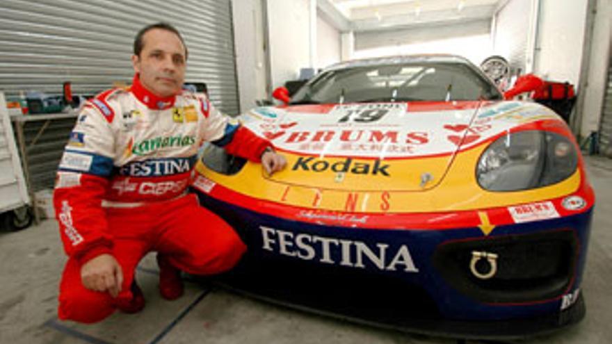 Luis Monzón participará en el Gran Prix de Macao.