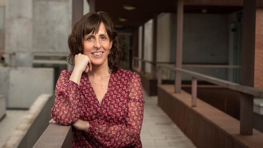 La matemática Sonia Pérez, primera mujer con el premio Ciencia de la Universidad de Pekín