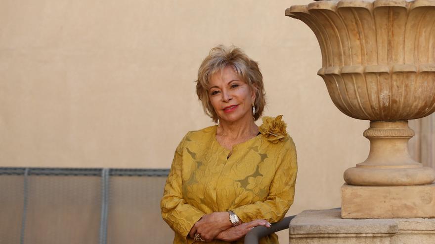 """Isabel Allende reflexiona sobre el feminismo en """"Mujeres del alma mía"""""""