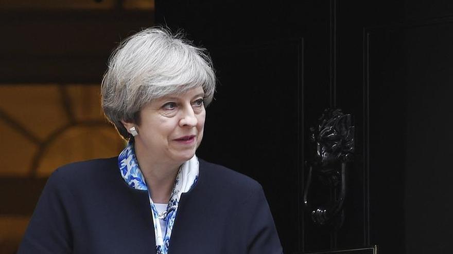 """May no negociará la soberanía de Gibraltar sin """"consentimiento de su pueblo"""""""