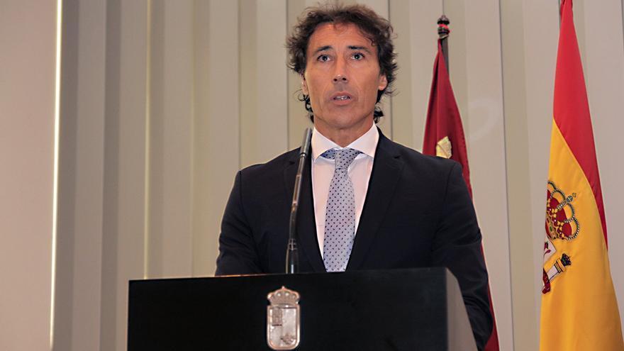 Pablo Ruiz Palacios, director general de Seguridad Ciudadana y Emergencias de la Región de Murcia