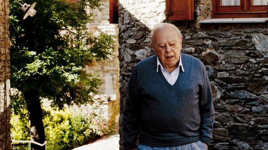 El expresident de la Generalitat, Jordi Pujol. \ Efe