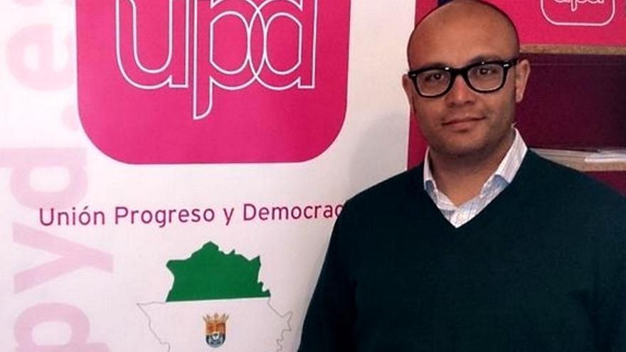 José Francisco Sigüenza, UPyD Extremadura