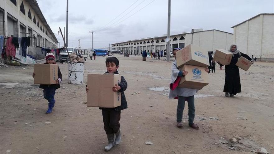 La guerra dispara los problemas mentales de los niños en Siria, según un informe