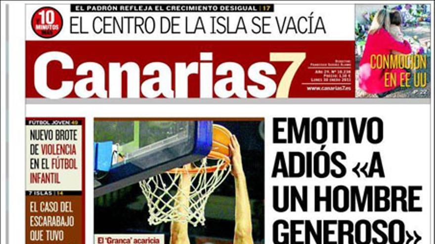 De las portadas del día (10/01/11) #2