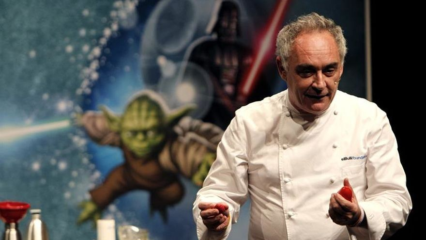 Ferran Adrià y Jorge Muñoz impartirán clase magistral en Miami