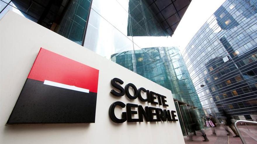 El beneficio neto de Société Générale aumenta un 6,5 % en el primer trimestre
