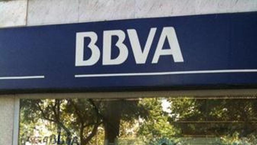 BBVA repartirá a partir del lunes un dividendo bruto de 0,09 euros