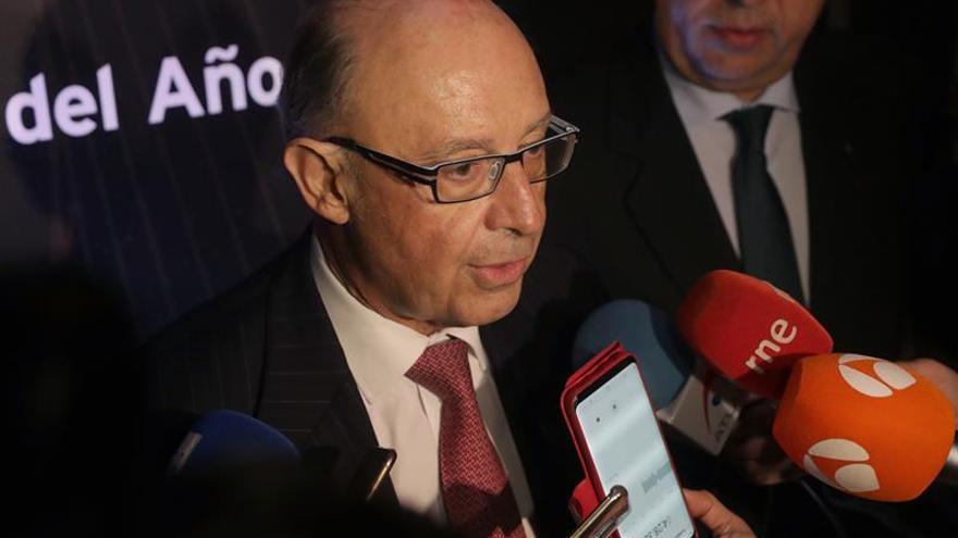"""Montoro afirma que revalorizar las pensiones según el IPC es """"anticuado"""""""