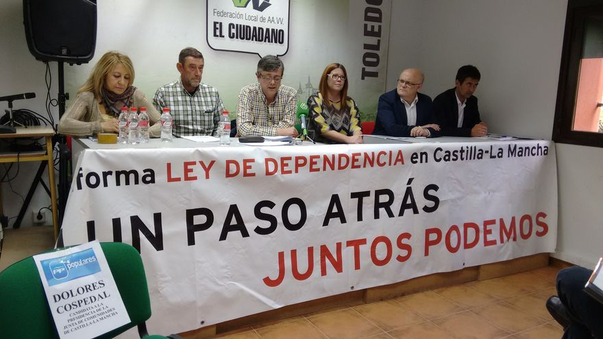 Pacto por la Dependencia de Castilla-La Mancha.