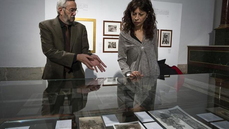 """""""José Zorrilla y el rostro de las letras"""" pone cara a la literatura española"""