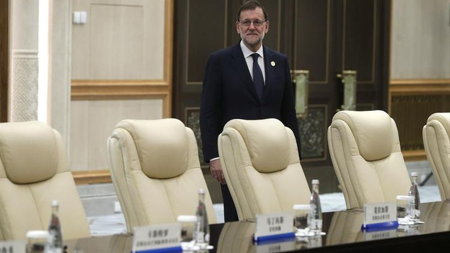 Rajoy: No sé nada de que Soria vaya a renunciar