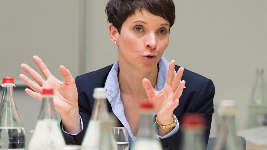 La fiscalía alemana abre diligencias a la líder del partido populista de derechas