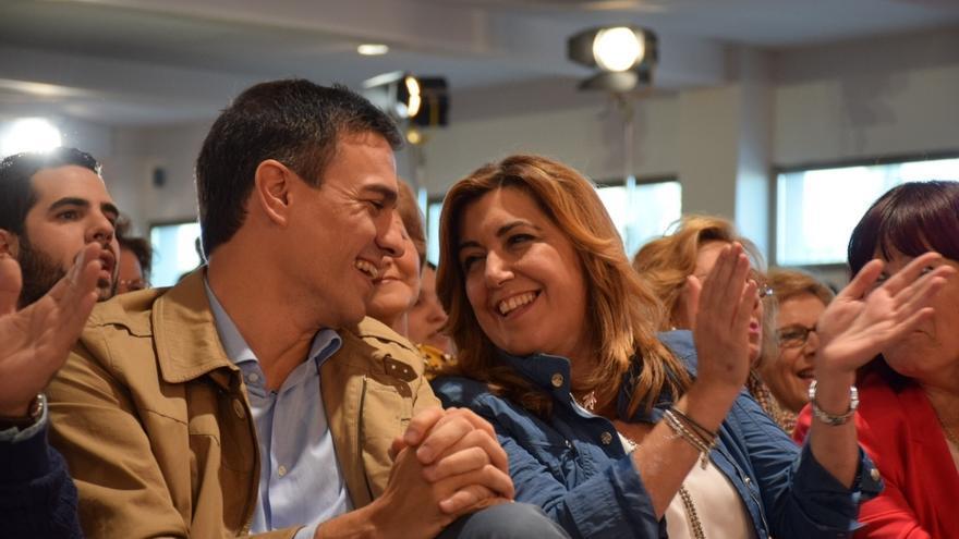 PSOE-A ganaría con 24 escaños, frente a 19 de PP-A, 10 de C's y 8 de Podemos, según una encuesta de La Razón