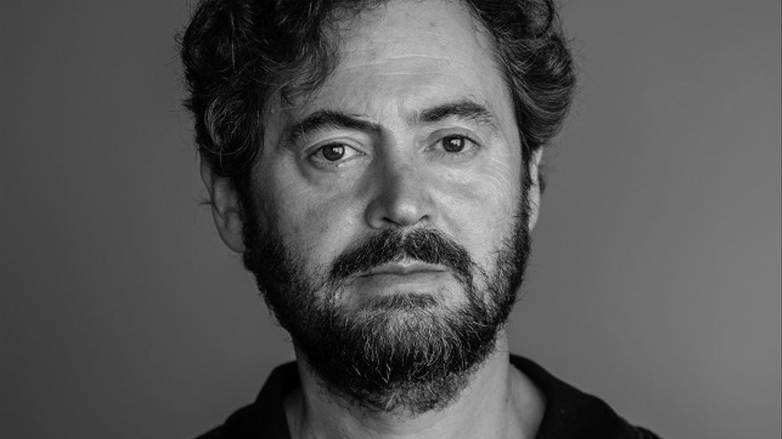 Javier Moreno, autor entre otros de 'Null Island', 'Alma' o 'Acontecimiento'