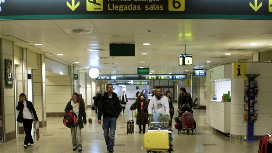 Barajas operará un 5,5 por ciento más de vuelos en la temporada de verano