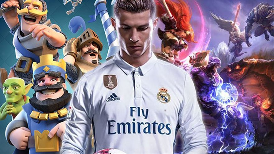 Clash Royal, FIFA y League of Legends, los videojuegos que se implantarán en las aulas de Canarias.