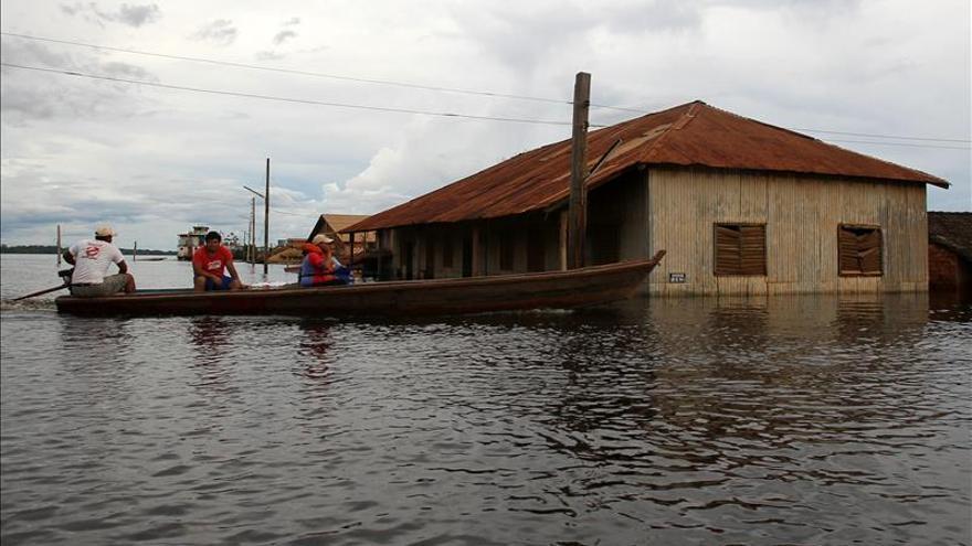 Las lluvias en Bolivia dejan 15 fallecidos y 10.400 familias damnificadas