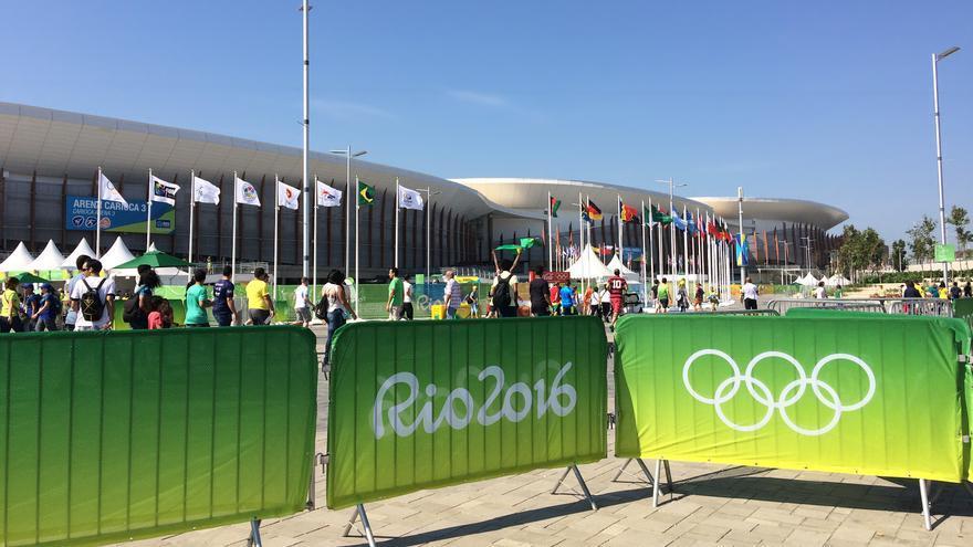 Parte de la Villa Olímpica de Río 2016 /  Pxhere.com
