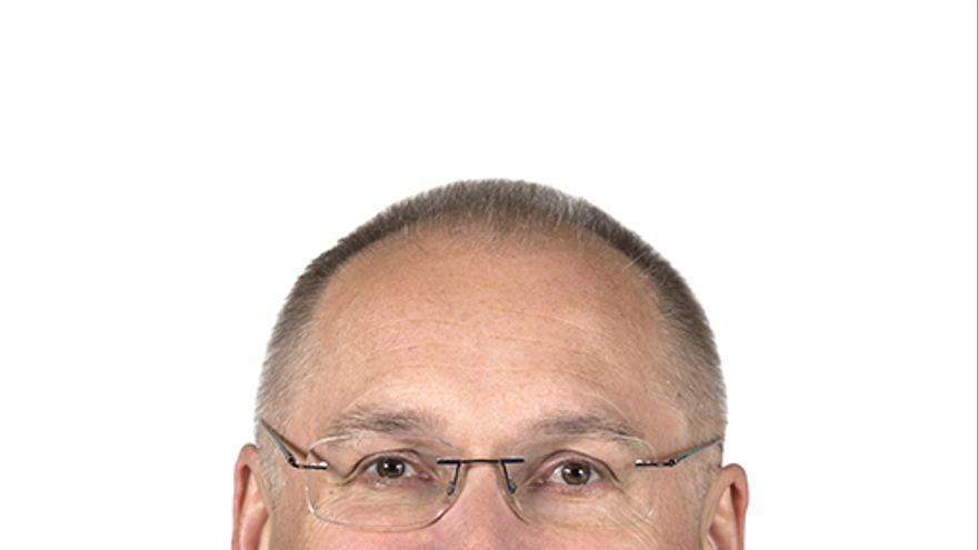 Darij Krajcic, diputado esloveno del partido LMS