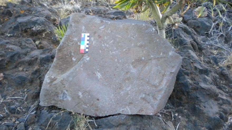 Fragmento del BIC de la 'Piedra del Cabildo'