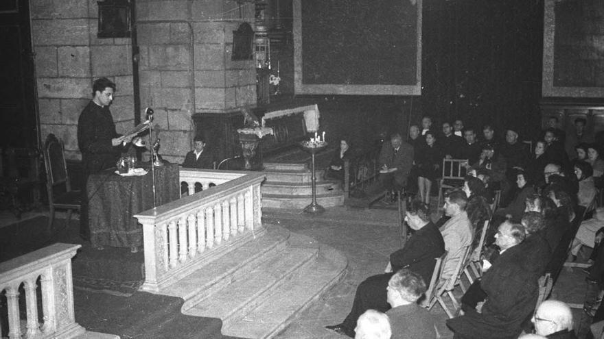 Lo divino, lo humano y el sermón de Paco Pérez: otras historias de 1968