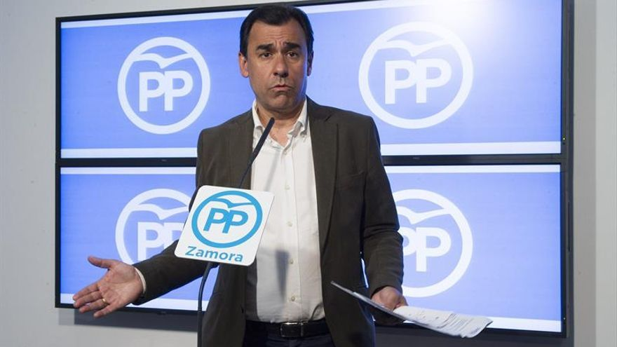 """Maillo:""""Rajoy no tiene nada que ocultar, pero tampoco nada nuevo que aportar"""""""
