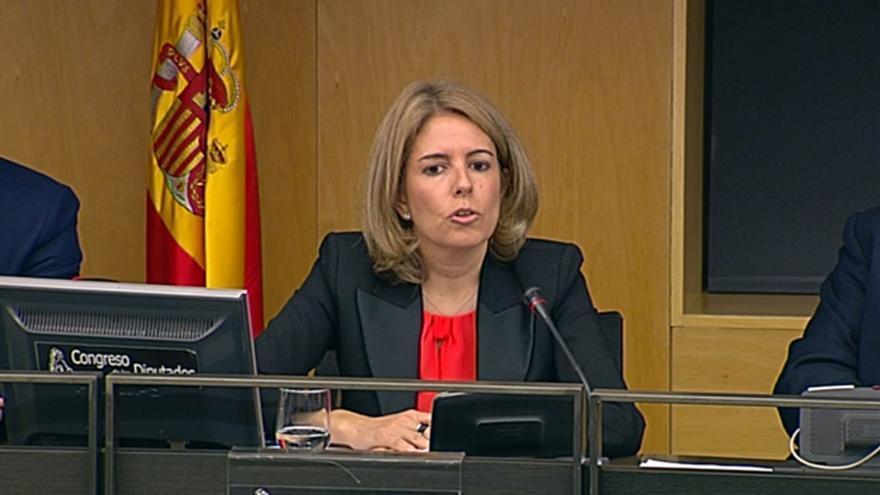 Esther Mateo, directora general de Seguridad de Adif