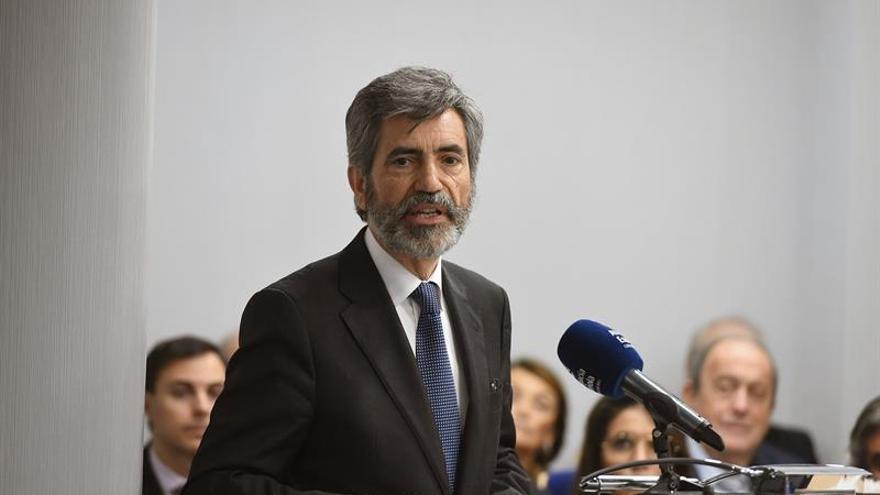 Lesmes defiende el poder de la mediación para mejorar la respuesta judicial