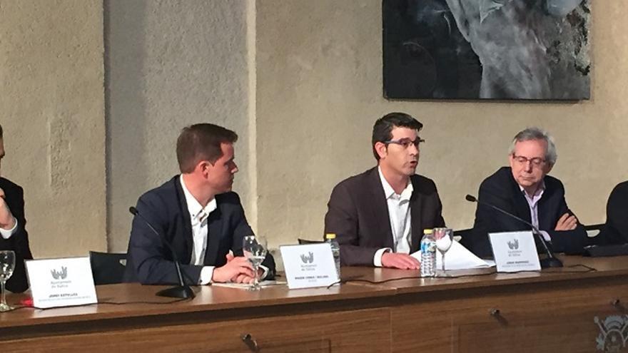 Rodríguez ha inaugurado en Xàtiva el congreso dedicado a los Borja