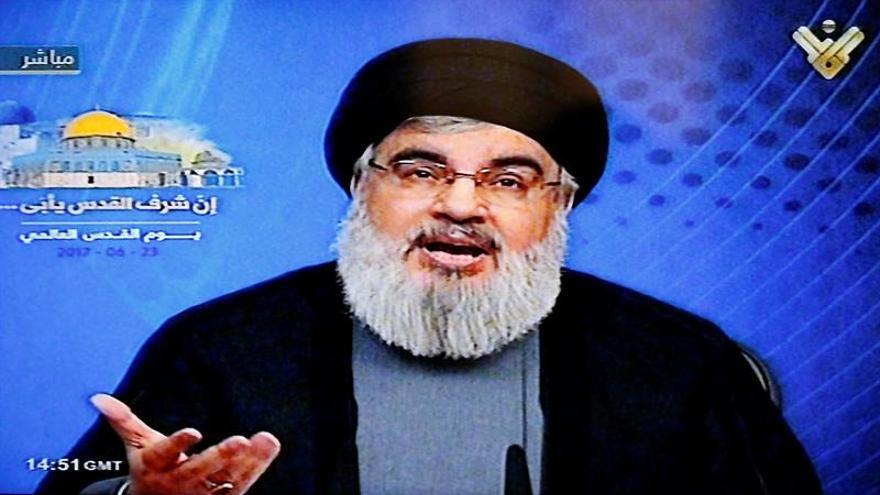 Hizbulá llama traidores a los países del Golfo que recibieron a líderes israelíes