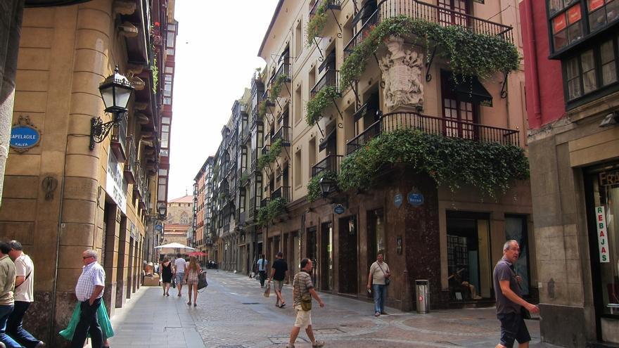 Euskadi perdió el año pasado 90 habitantes y redujo su población extranjera un 2,8%