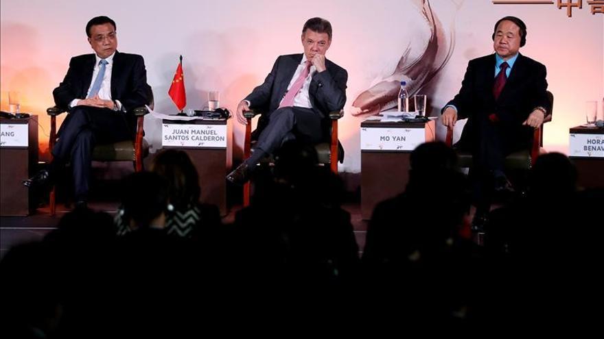 De García Márquez a Mo Yan, China y Colombia se acercan a través de sus nobel