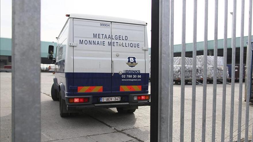 La Policía belga halla parte de los diamantes robados en un atraco en Zaventem
